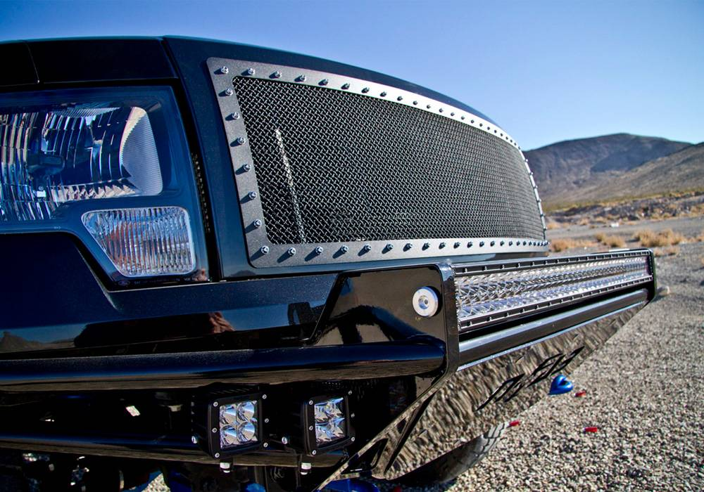 N-Fab T14MG1 Wire Mesh Grille