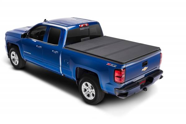 Extang - Solid Fold 2.0 - 07-13 Silv/Sierra 5'9 w/ Cargo Management System - 83646