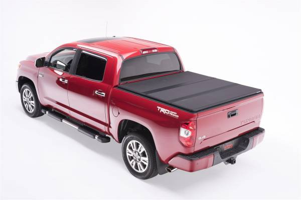 Extang - Solid Fold 2.0 - 07-13 Tundra 8' w/ Deck Rail System - 83956