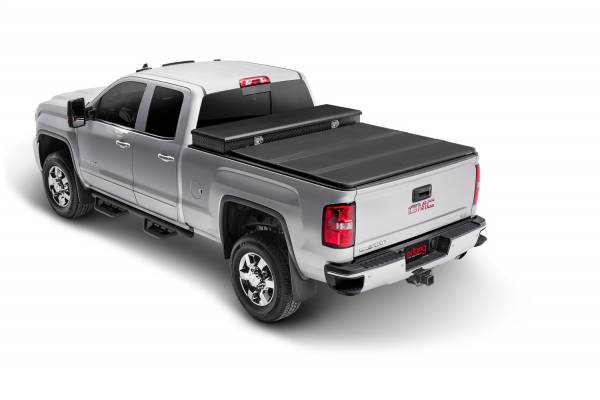 Extang - Solid Fold 2.0 Toolbox - 16-20 Titan XD 6'6 w/out Utili-Track System - 84931