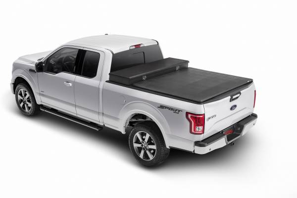 Extang - Trifecta Toolbox 2.0 - 19 (New Body)-20 Silv/Sierra 1500 8' w/o Side Strg Boxes - 93458