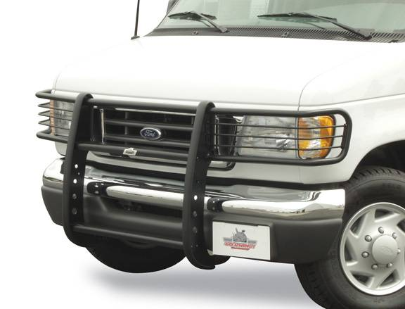 Go Rhino - 3000 Series Grille Guard (Grille Guard & Brush Guards) - 3320MB
