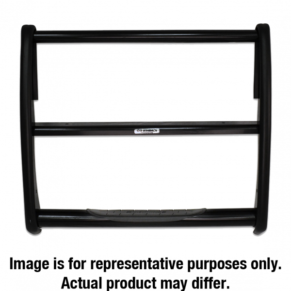 Go Rhino - 3000 Series StepGuard (Center Grille Guard Only) - 3324B