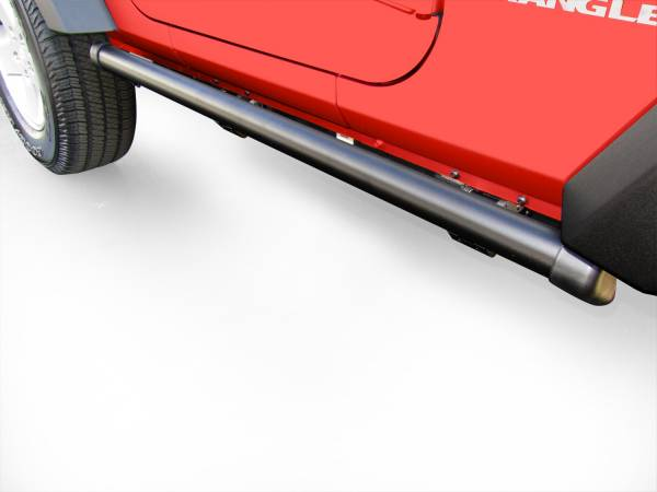 AMP Research - PowerStep Electric Running Board - 75121-01A