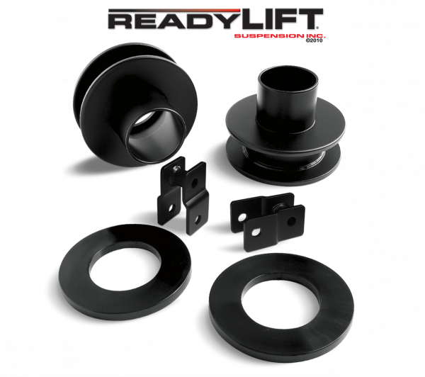 ReadyLift - ReadyLift 2.5'' Coil Spring Spacer Leveling Kit 66-2095