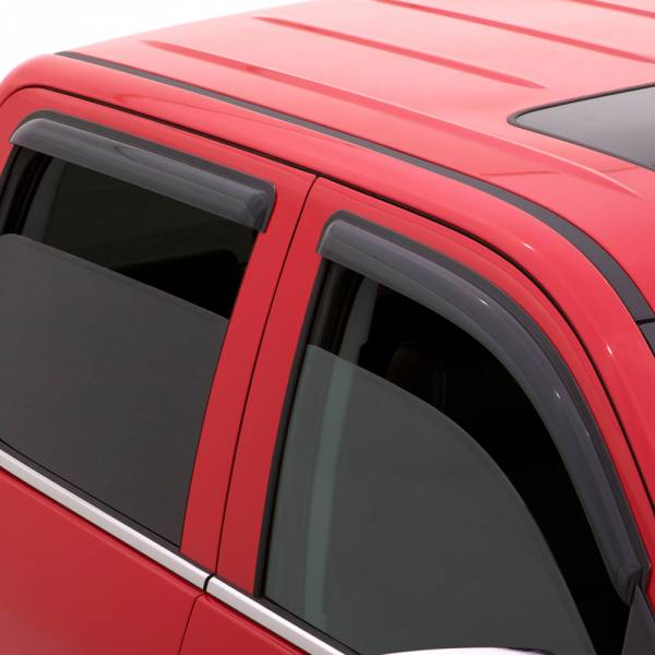 Auto Ventshade (AVS) - VENTVISOR 4PC SIDE WINDOW DEFLECTOR - 94819