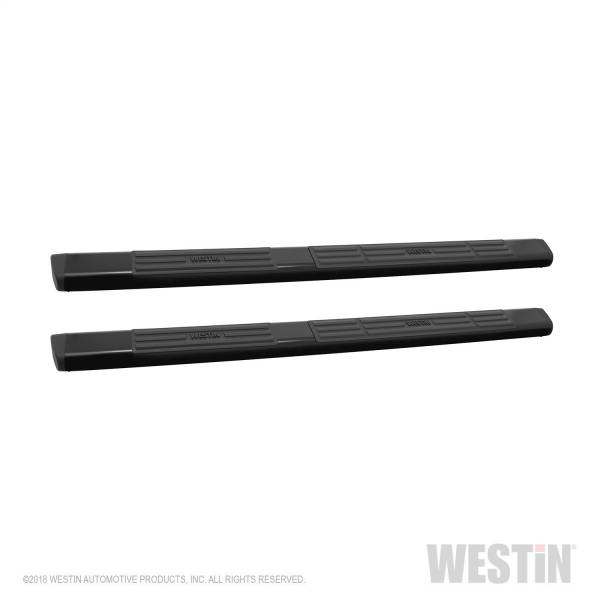 Westin - 6 in Oval Side Bar-Mild Steel 75 in - 22-6025
