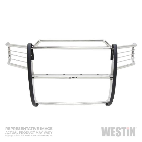 Westin - Sportsman 1-Piece Grille Guard - 45-2030