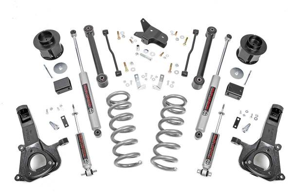 """Rough Country - Rough Country 6"""" RAM 1500 Lift Kit with Premium N3 Shocks 30830"""