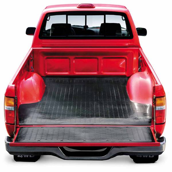 TrailFX - Direct-Fit Without Raised Edges Black Nyracord Tailgate Liner/ Mat Not Included - 640D