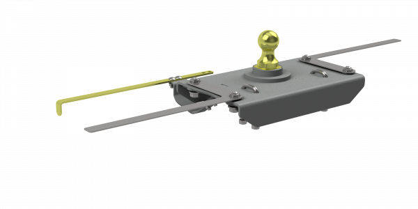 B&W Trailer Hitches - Turnoverball One-Piece Kit - GNRK1384