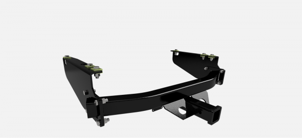 """B&W Trailer Hitches - Rcvr Hitch-2"""", 12,000# Boxed - HDRH24400"""