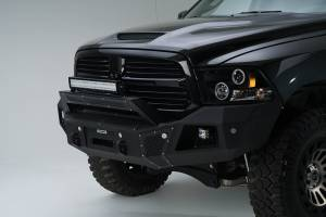 Bumpers - Front Bumpers - Go Rhino - BR5 Front Bumper Replacement - 24128T