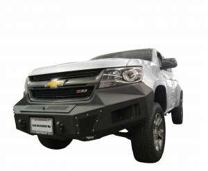 Bumpers - Front Bumpers - Go Rhino - BR5.5 Front Bumper Replacement - 24277T