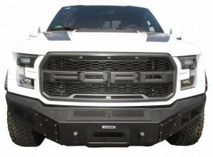 Bumpers - Front Bumpers - Go Rhino - BR5.5 Front Bumper Replacement - 24297T