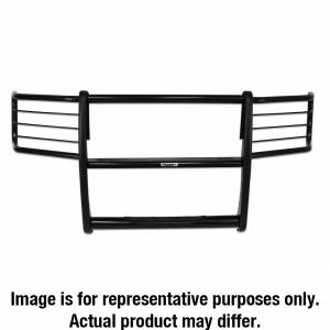 Grille Guards & Bull Bars - Grille Guards - Go Rhino - 3000 Series StepGuard (Grille Guard & Brush Guards) - 3075MB