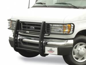Grille Guards & Bull Bars - Grille Guards - Go Rhino - 3000 Series Grille Guard (Grille Guard & Brush Guards) - 3320MB