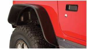 Bushwacker - FF Jeep Flat Style 2Pc Rear - 10056-07