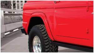 Exterior - Fenders & Flares - Bushwacker - FF Cutout Style 2Pc Rear - 20002-07