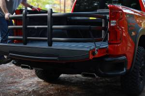 Truck Bed Accessories - Truck Bed Extender - AMP Research - BEDXTENDER HD MAX - 74841-01A