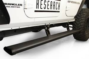 AMP Research - PowerStep Electric Running Board - 75122-01A - Image 5