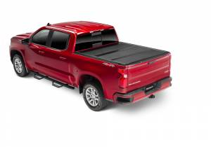 Tonneau Covers - Truck Tonneau Covers - Undercover - Armor Flex 07-13 Silv/Sierra 5'9 w/out CMS w/out Bed Rail Caps - AX12005