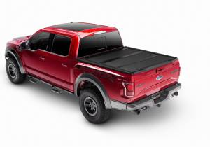 Tonneau Covers - Truck Tonneau Covers - Undercover - Armor Flex 07-20 Tundra 5'6 w/out Deck Rail System - AX42007