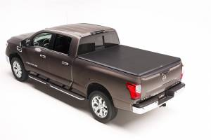 Truck Bed Accessories - Tonneau Covers - Truxedo - TruXport - 08-15 Titan 7'3 w/out Utili-Track System - 207701