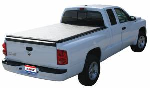 Truck Bed Accessories - Tonneau Covers - Truxedo - TruXport - 08-11 Dakota 5'4 w/ Cargo Channel System - 250901