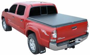 Truck Bed Accessories - Tonneau Covers - Truxedo - TruXport - 05-15 Tacoma 5' - 255801
