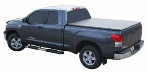Truck Bed Accessories - Tonneau Covers - Truxedo - TruXport - 07-13 Tundra 5'6 w/ Deck Rail System - 263801