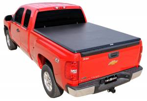 Truck Bed Accessories - Tonneau Covers - Truxedo - TruXport - 07-13 Silv/Sierra 5'9 - 270601