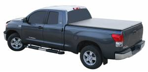 Truck Bed Accessories - Tonneau Covers - Truxedo - TruXport - 14-20 Tundra 5'6 w/ Deck Rail System - 273901