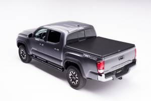 Truck Bed Accessories - Tonneau Covers - Truxedo - TruXport - 14-20 Tundra 8' w/ Deck Rail System - 276901