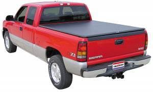 Truck Bed Accessories - Tonneau Covers - Truxedo - TruXport - 04-06 (07 Classic) Silv/Sierra 5'9 - 280601