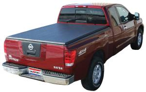 Truck Bed Accessories - Tonneau Covers - Truxedo - TruXport - 04-15 Titan 5'6 w/out Utili-Track System - 297101