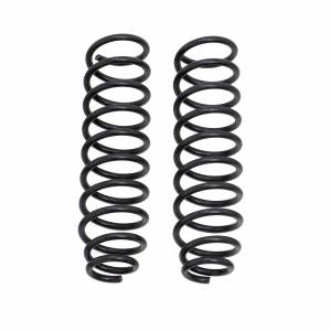 Suspension - Leaf Springs & Accessories - ReadyLift - 2007-17 JEEP JK 2.5'' Front Coil Springs - 47-6724F