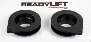 Suspension - Coil Springs & Accessories - ReadyLift - 2009-18 DODGE-RAM 1500 1.5'' Rear Coil Spacer - 66-1031