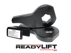ReadyLift - 2004-10 DODGE-RAM DURANGO 2.25'' Leveling Kit (Forged Torsion Key) - 66-1080