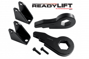ReadyLift - 2000-10 CHEV/GMC 2500/3500HD 2.5'' Front Leveling Kit (Forged Torsion Key) - 66-3050