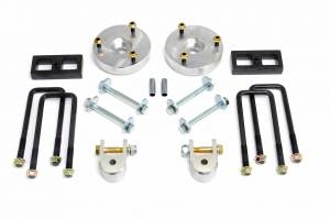 ReadyLift - 2004-14 NISSAN ARMADA/TITAN 2.0'' 'Front with 1''Rear SST Lift Kit - 69-4204