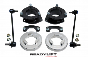 ReadyLift - 2003-08 HONDA PILOT 2.0'' Front with 1.0'' Rear SST Lift Kit - 69-8010