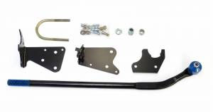 Steering - Steering Parts - ReadyLift - 2007-17 JEEP JK Front High Steer Kit - 77-6800