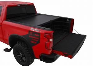Tonneau Covers - Truck Tonneau Covers - Roll N Lock - A-Series - 19-20 Silverado 1500/Sierra 1500, 6.6' - BT224A