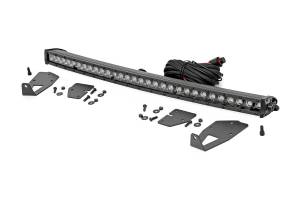 Lighting - Grille Light Kits - Rough Country - Ford 30in LED Hidden Grille Kit (17-18 F-150 Raptor) - 70702