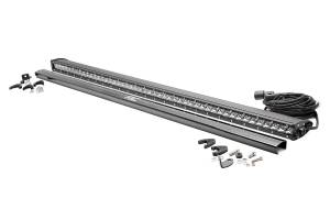 Rough Country - 50-inch Chrome Series Single Row Straight CREE LED Light Bar - 70750