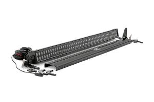 Rough Country - 50-inch Black Series Dual Row CREE LED Light Bar - 70950BL