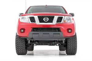 Rough Country - Nissan LED Fog Light Kit (05-18 Frontier) - 71023 - Image 1
