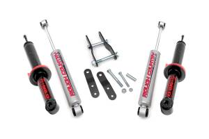 Lift & Level Kits - Lift Kits - Rough Country - 2.5-inch Suspension Leveling Lift Kit - 740.23