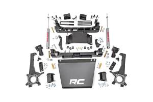 Rough Country - 4-inch Suspension Lift Kit - 75720